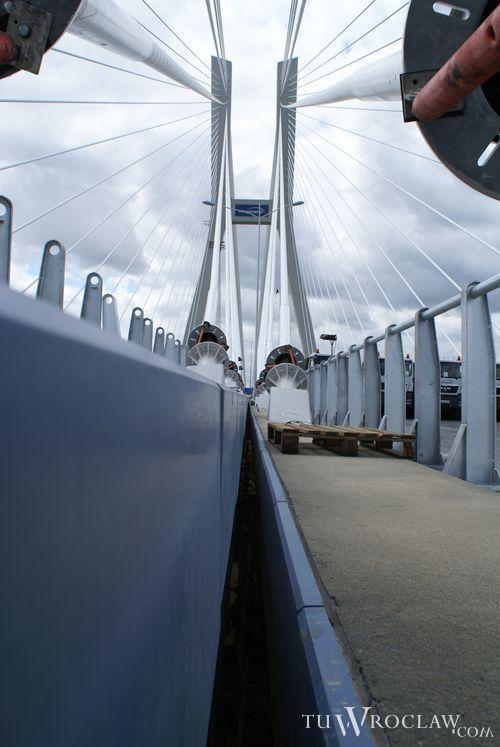 Tylko do godz 20. można wybierać nazwę dla mostu Rędzińskiego, bk