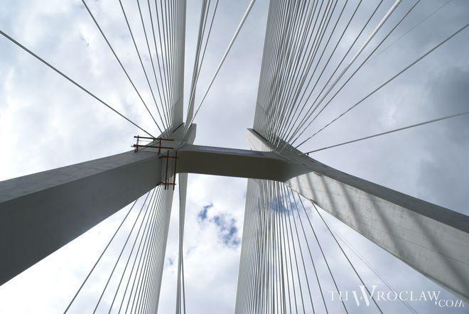 Biliszczuk: most Rędziński przeszedł najważniejsze testy, reszta to formalność, bk