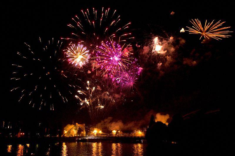 Fajerwerki jak co roku rozświetlą miasto na powitanie nowego roku