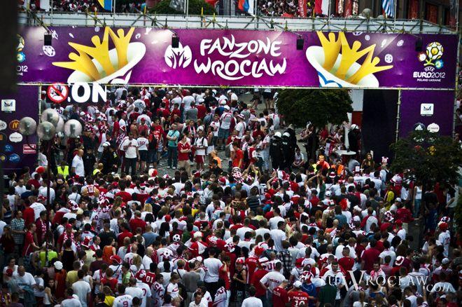 Podczas Euro 2012 o Wrocławiu mówiono i pisano w mediach na całym świecie