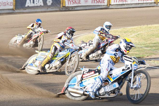 Bolesna porażka Sparty z Unią Leszno na stadionie Olimpijskim, Norbert Bohdziul <A href='http://www.saronphoto.com/'' target=_blank> www.saronphoto.com </A>