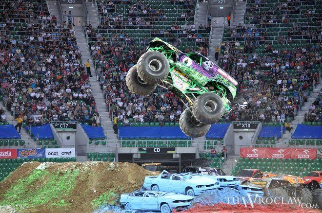 Na wrocławskim stadionie znów pojawią się Monster Trucki