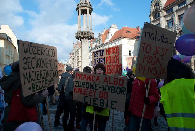 W tym roku Manifa znów organizowana jest pod Pręgierzem