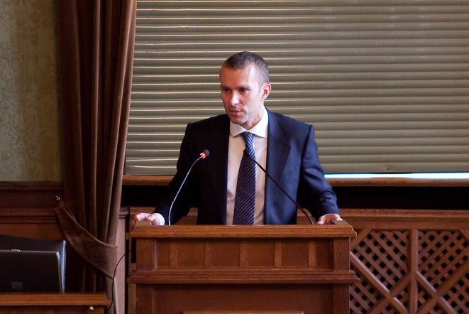 Były wiceprezydent Wrocławia Michał Janicki wytoczył proces Rafałowi Dutkiewiczowi