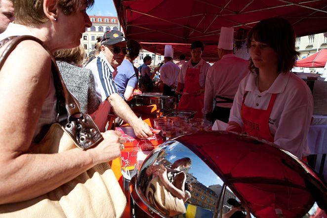 Festiwal ''Europa na widelcu'' jest okazją, aby posmakować dań z 27. państw Unii Europejskiej.