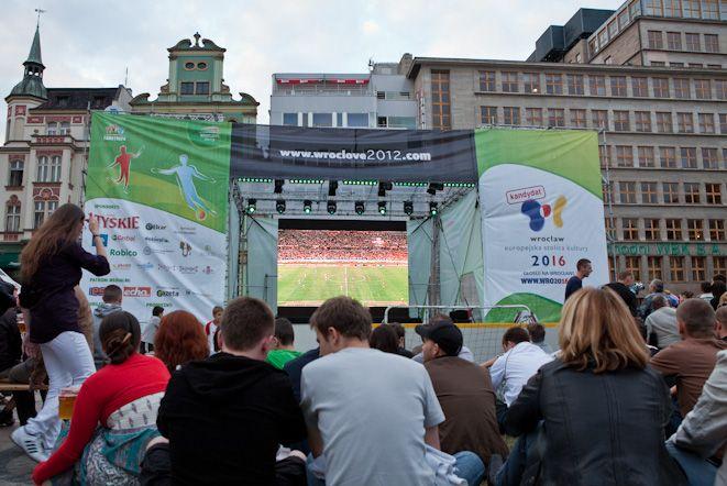 Fani którzy nie zdobędą wejściówek, mecze będą mogli oglądać w strefie kibica