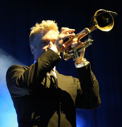 Chris Botti w Hali Stulecia