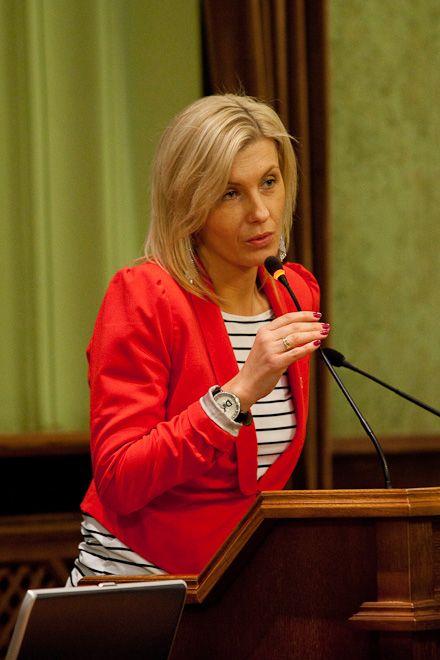 Poprawki do budżetu w imieniu PO złoży przewodnicząca klubu, Renata Granowska