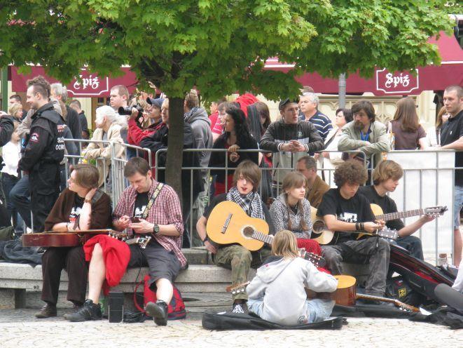 Tym razem gitarzyści zgromadzą się wokół Hali Stulecia