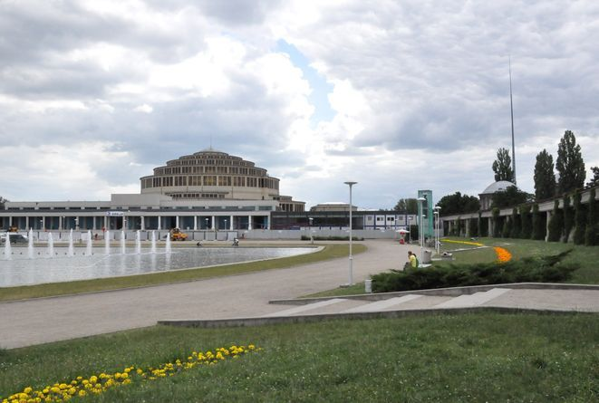 Już w najbliższą niedzielę rozpocznie się cykl spacerów z przewodnikiem organizowany przez Centrum Poznawcze Hali Stuleci