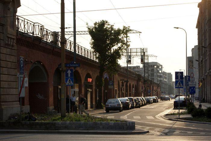 W przyszłym roku ma powstać przejście dla pieszych przez ul. Świdnicką wdłuż nasypu przy Bogusławskiego