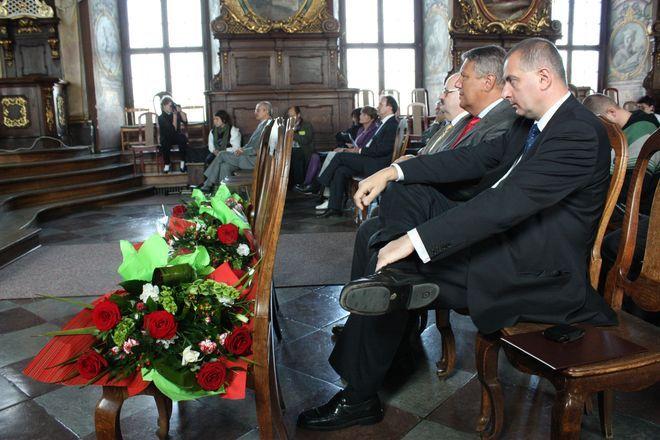 W poprzednich latach na inauguracji festiwalu pojawiał sie prezydent Rafał Dutkiewicz