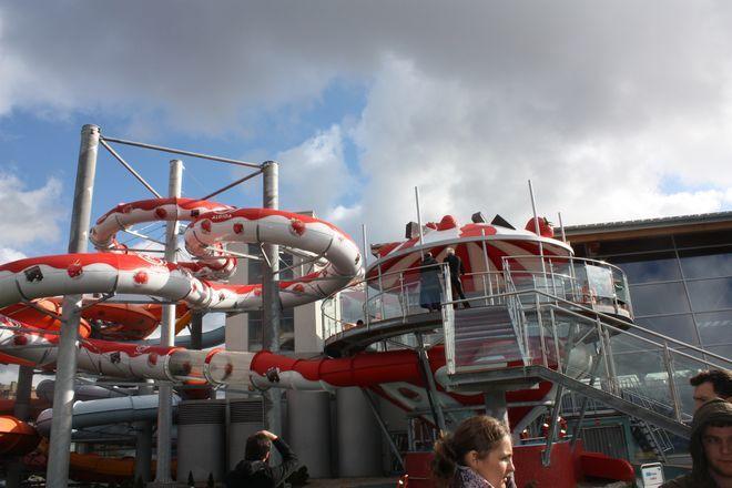 Aquapark zaprasza