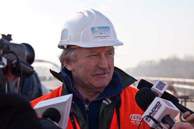 Biliszczuk: most Rędziński przeszedł najważniejsze testy, reszta to formalność, archiwum