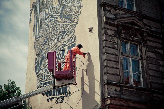 Wrocław doczeka się kolejnego muralu. Powstanie na ścianie budynku przy ul. Łokietka