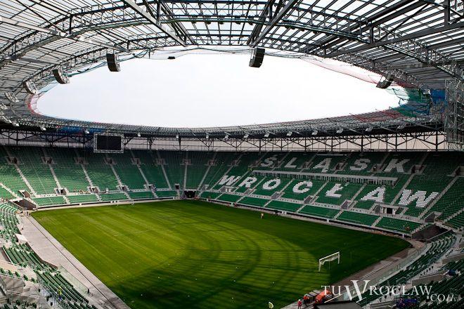 Wrocławska arena w piątkowy wieczór znów ma się zapełnić po brzegi