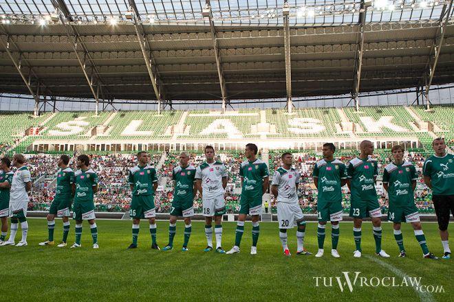 Śląsk zagra na nowym stadionie dopiero pod koniec października, abe