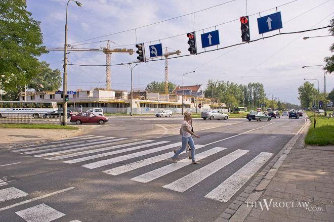 Do remontu pójdzie między innymi ulica Ślężna od Dyrekcyjnej do Kamiennej