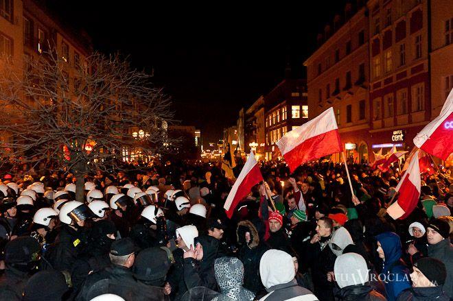 W sobotę we Wrocławiu miała odbyć się antyislamska manifestacja. Została jednak odwołana
