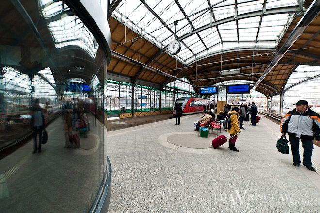 Latem pociągami podróżuje się łatwiej
