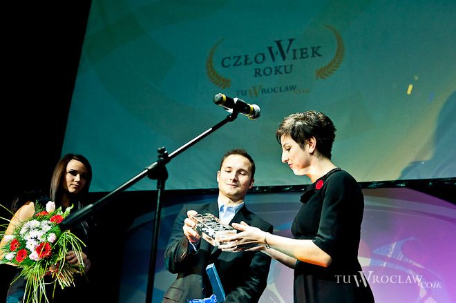 W ubiegłym roku Nagrodę Internautów otrzymała Agnieszka Franków-Żelazny z Filharmonii Wrocławskiej