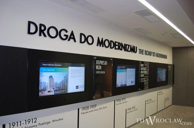 Centrum Poznawcze w Hali Stulecia to lekcja historii w na wskroś nowoczesnej formie