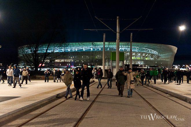 Odsłonią Stadion Wrocław w miniaturze