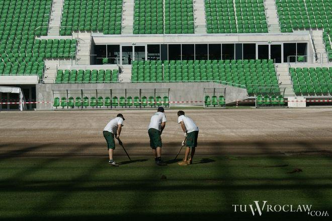Ostatnia murawa na Stadionie Miejskim pojawiła się przed Euro - w maju ubiegłego roku