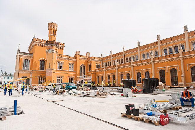 W piątek i sobotę pierwsi wrocławianie zwiedzą wyremontowany Dworzec Główny
