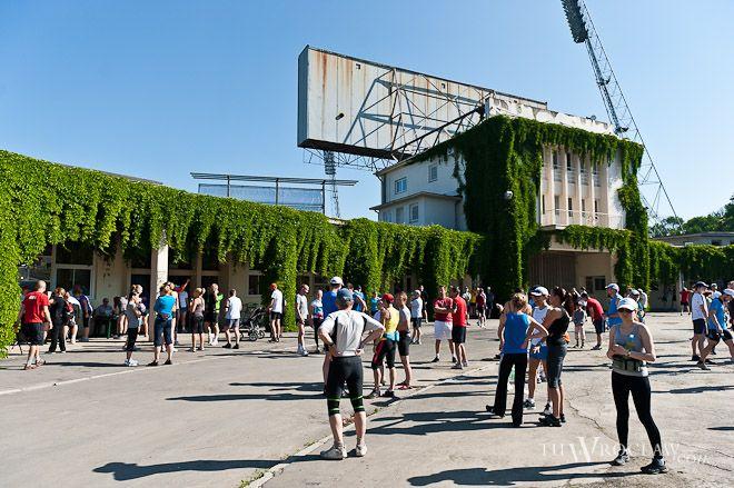 Zajęcia są prowadzone m.in. na Stadionie Olimpijskim