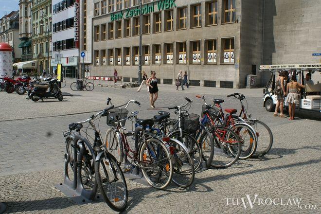 Rowery we Wrocławiu są łakomy kąskiem dla złodziei