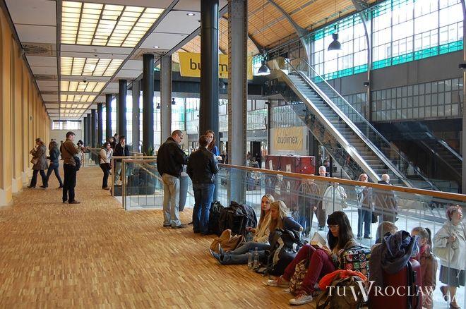 Dworzec Główny we Wrocławiu czeka na graczy