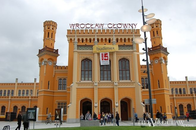 Po dwóch latach zakończył się remont wrocławskiego Dworca Głównego