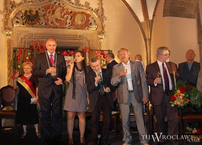W Ratuszu odbyła się uroczysta sesja Rady Miejskiej Wrocławia