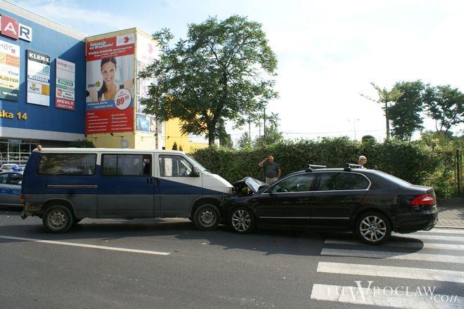 Na wrocławskich ulicach warto zachować ostrożność