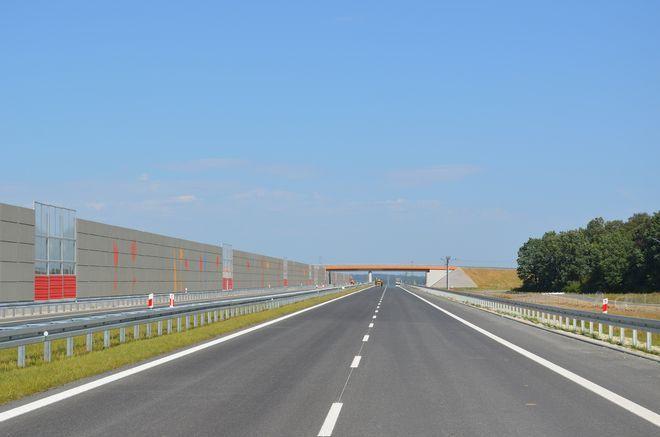 Odcinek drogi ekspresowej S8 z Wrocławia do Oleśnicy zostanie otwarty do końca września