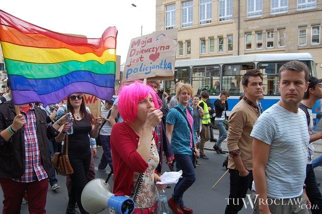 Pochody odbywają się we Wrocławiu od kilku lat