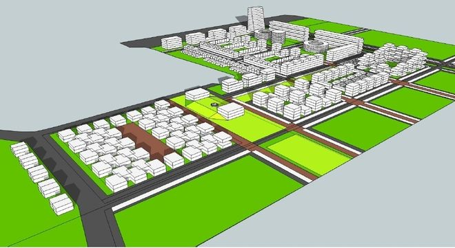 Architekt jest jednym z inicjatorów budowy modelowego osiedla Nowe Żerniki - WUWA2