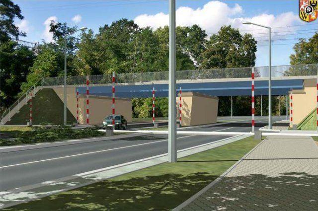 Prowadząca na Jagodno ulica Buforowa zostanie przebudowana. Ale linii tramwajowej nie będzie