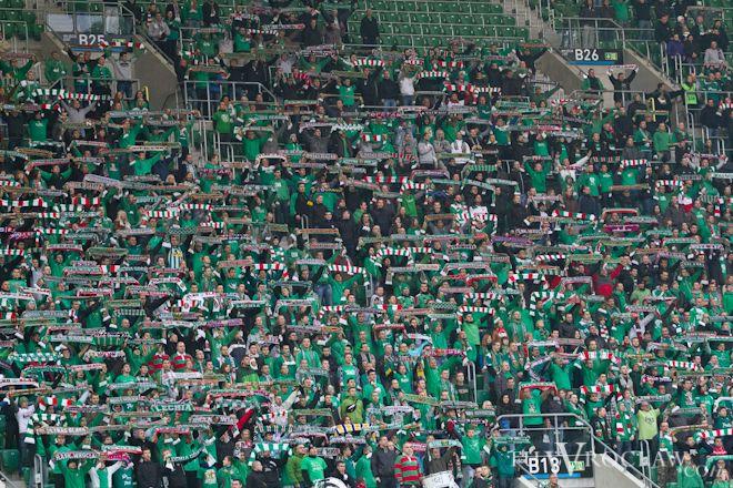 Jest problem z frekwencją na meczach Śląska, czy go jednak nie ma?