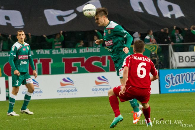 Rok Elsner wraca do Krakowa, aby znowu strzelić gola Wiśle?