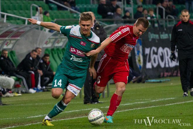 Marcin Kowalczyk został powołany do reprezentacji, choć ze Śląska już odszedł