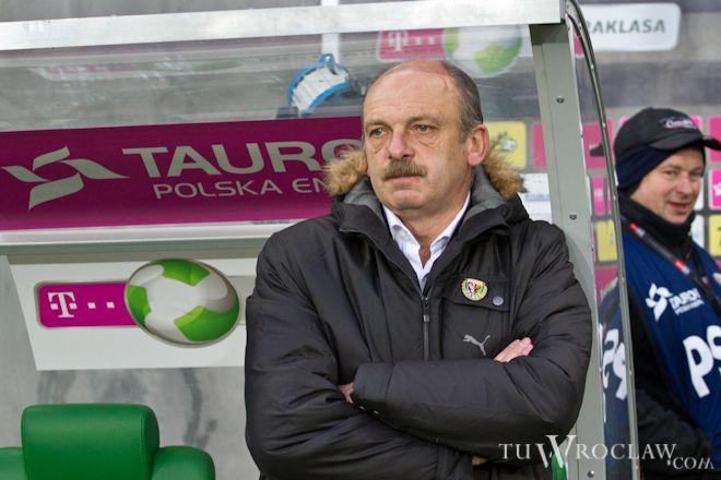 Stanislav Levy zapowiada, że Śląsk jedzie do Chorzowa po trzy punkty