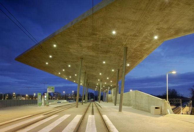 Zintegrowany węzeł przesiadkowy przy Stadionie Miejskim zdobył I nagrodą za najlepszą przestrzeń publiczną w konkursie ''Życie w architekturze''