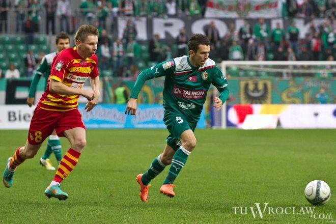 Waldemar Sobota w meczu z Macedonią zdobył swojego drugiego gola w reprezentacji