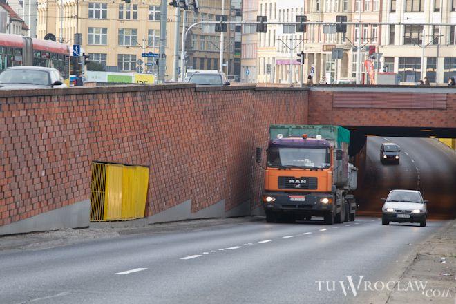 Do remontu idzie południowy tunel
