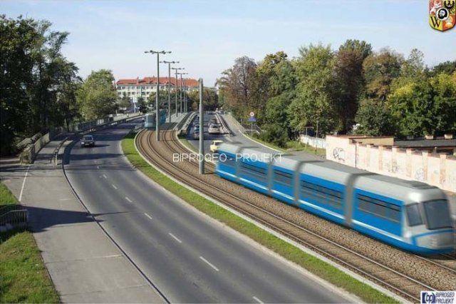 Nowa linia Tramwaju Plus miała jechać na Popowice