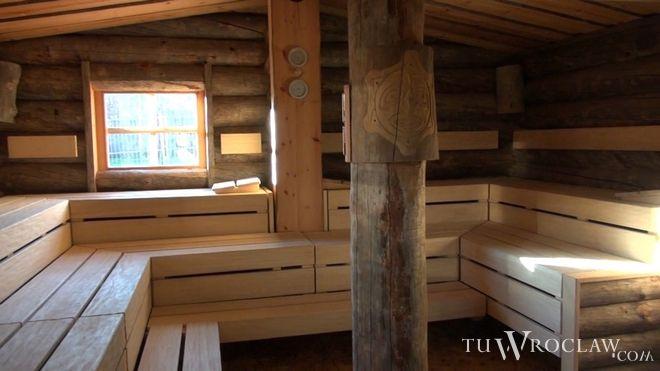 W weekend warto przyjść do strefy saun później
