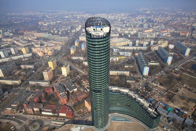 """Sky Tower po raz kolejny przyłącza się do światowej akcji """"Na niebiesko dla autyzmu"""""""