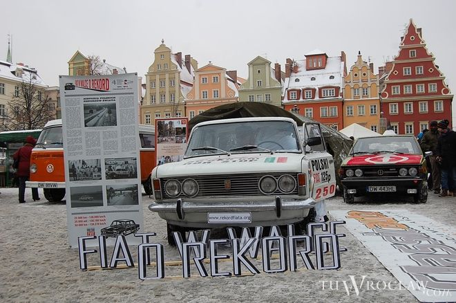 Na wrocławian czekają m.in. oryginalne pojazdy